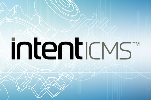 We're Pleased to Announce the Formal Release of Intent ICMS, our own Integrated Content Management System (ICMS).
